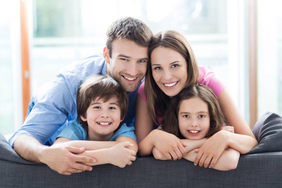 Familie Kinderbonus zwei Kinder