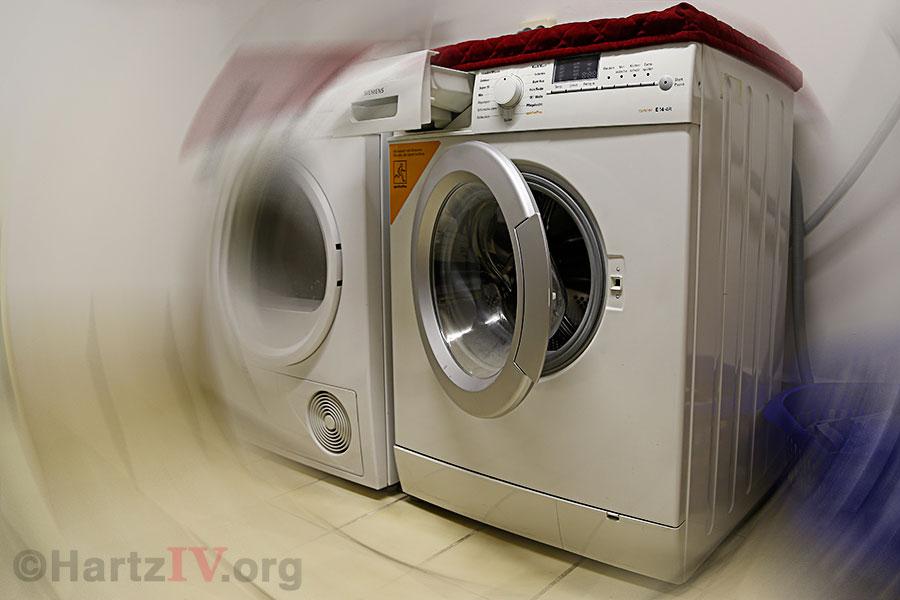 Waschmaschine Hartz4