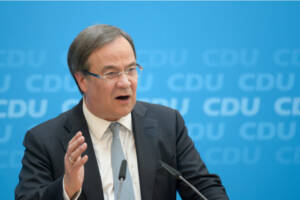 Armin Laschet (CDU) Kanzlerkandidat