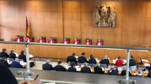 sitzung bundesverfassungsgericht karlsruhe hartz4