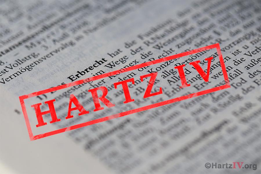 Erbe BGB Hartz4