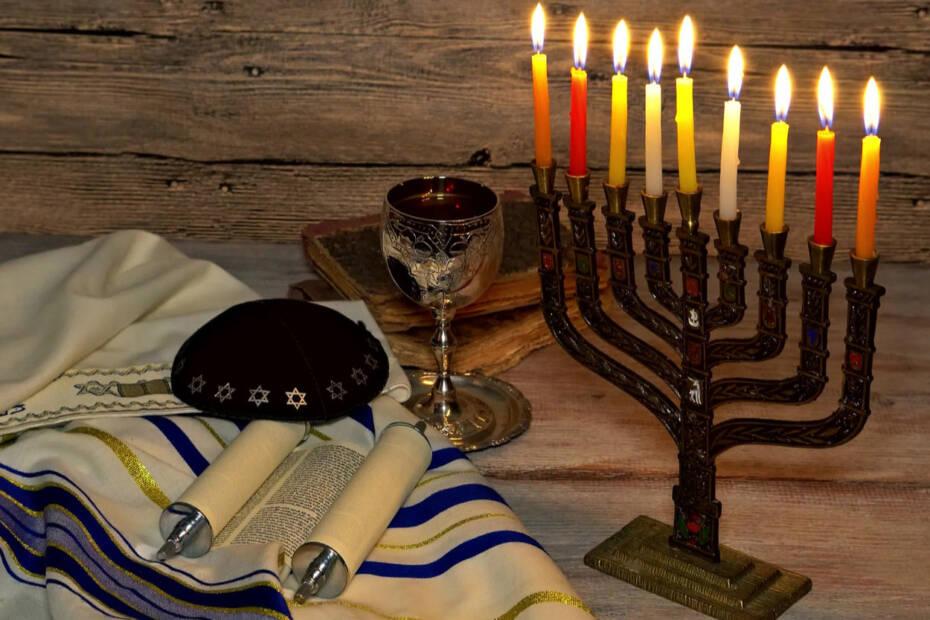 Gegenständige aus dem jüdischen Glauben