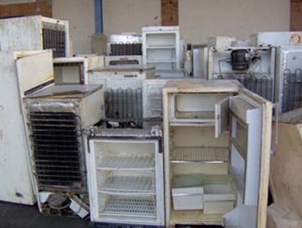 alte Kühlschränke Entsorgung