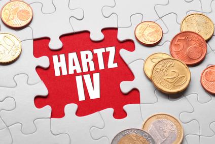 Peter Hartz als Namensgeber für Hartz IV
