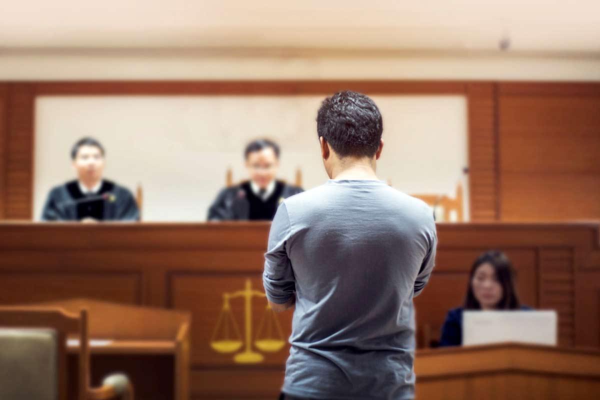 Mann steht vor Gericht