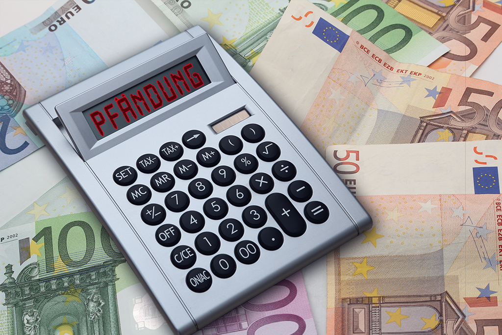 Pfändung Rechner Geld Pfändungsrechner