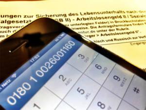 Jobcenter muss Telefon Durchwahlen herausgeben