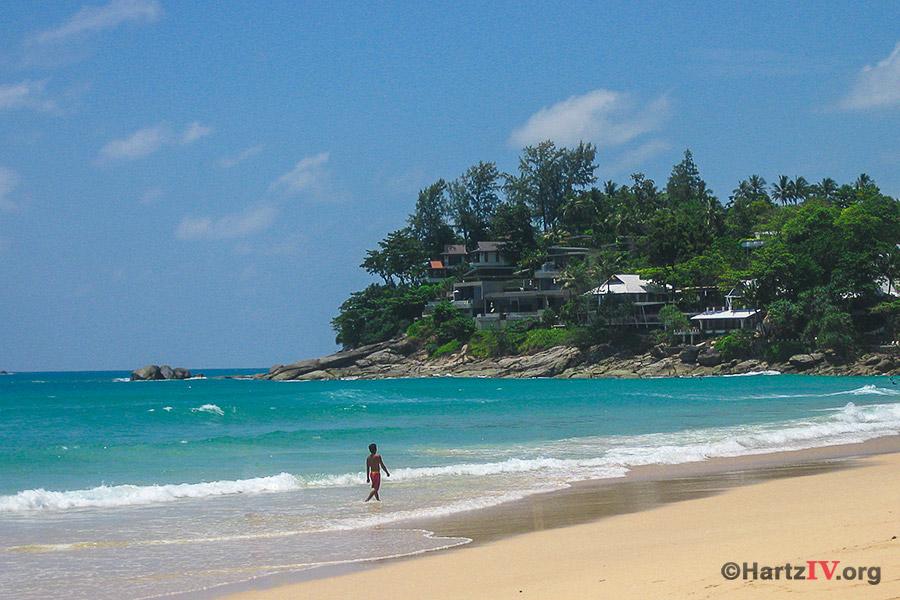 Urlaub Strand, Meer Asien
