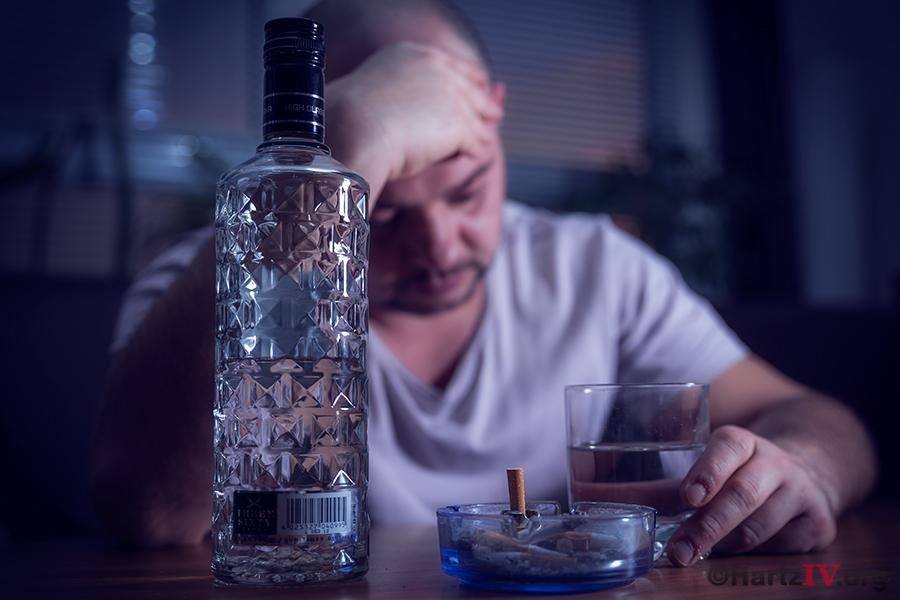 Suizid Arbeitslosigjkeit Alkohol